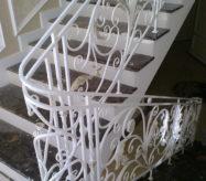 Кованые перила в Москве