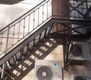 Кованные лестницы