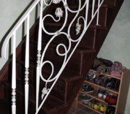 коване лестницы в москве