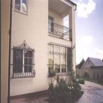 кованые решетки на окна в москве