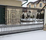кованые ворота и калитки в москве