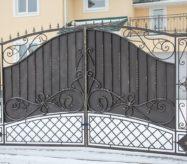 кованые ворота россия