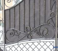 кованые калитки ворота