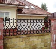 москва кованый забор