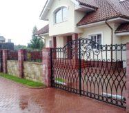 кованый забор купить москва