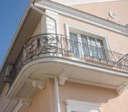 Кованый французские балконы заказать