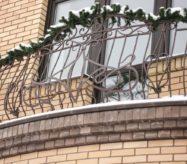 Кованый французские балконы купить