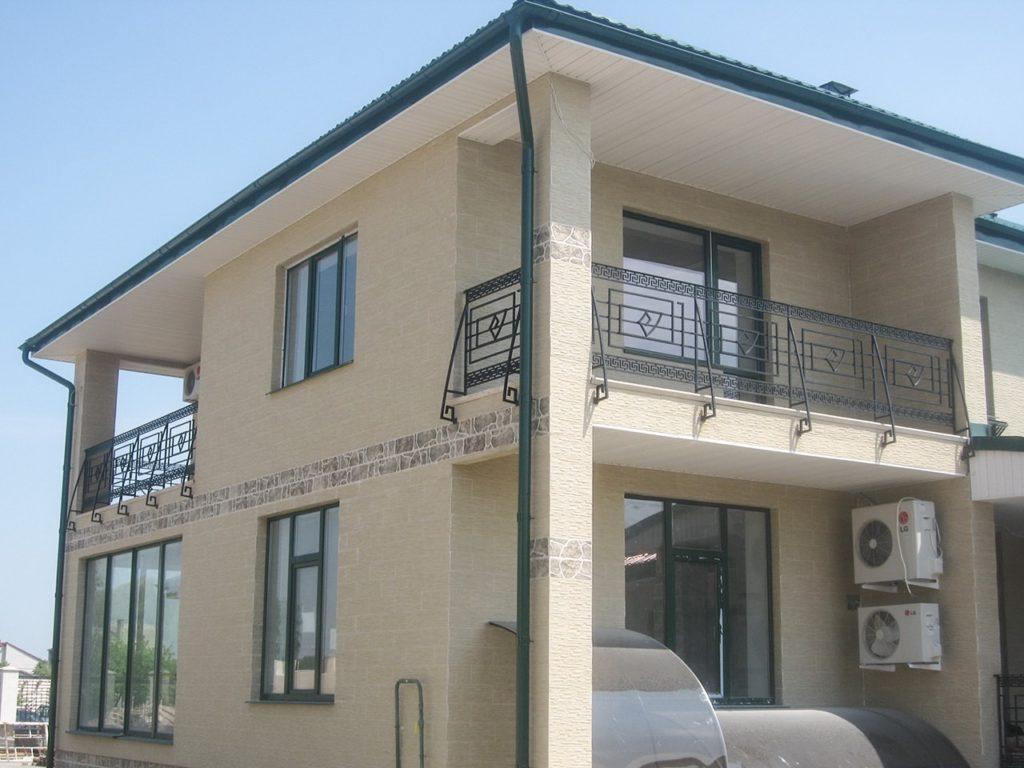 заказать готовые секции кованые для балкона