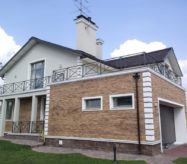 РФ секции кованые для балкона